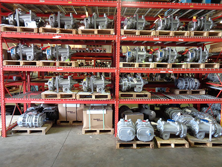 Pumps, Blowers and Beyond